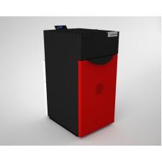 kozlusan lıdya-compact 25 kw sulu sistem pelet sobası dış mekan